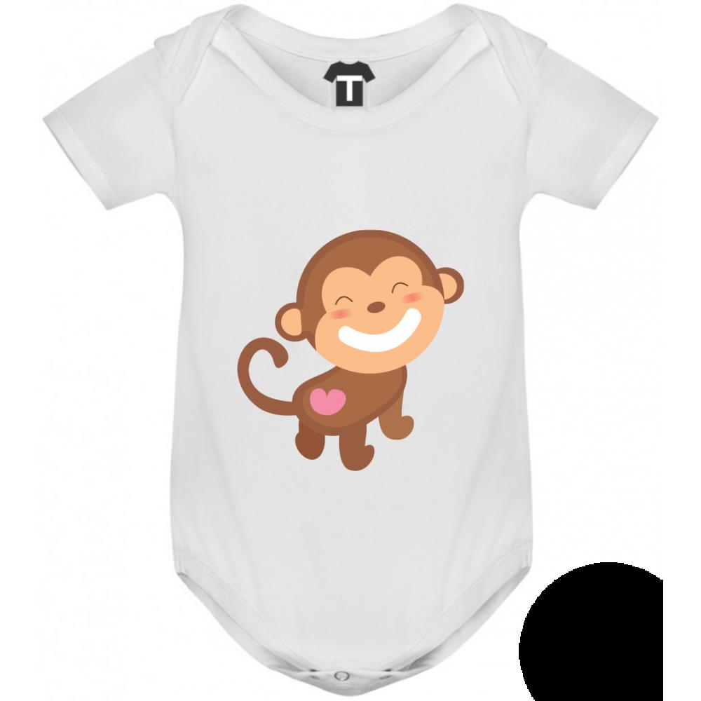 Body bebelusi Monkey