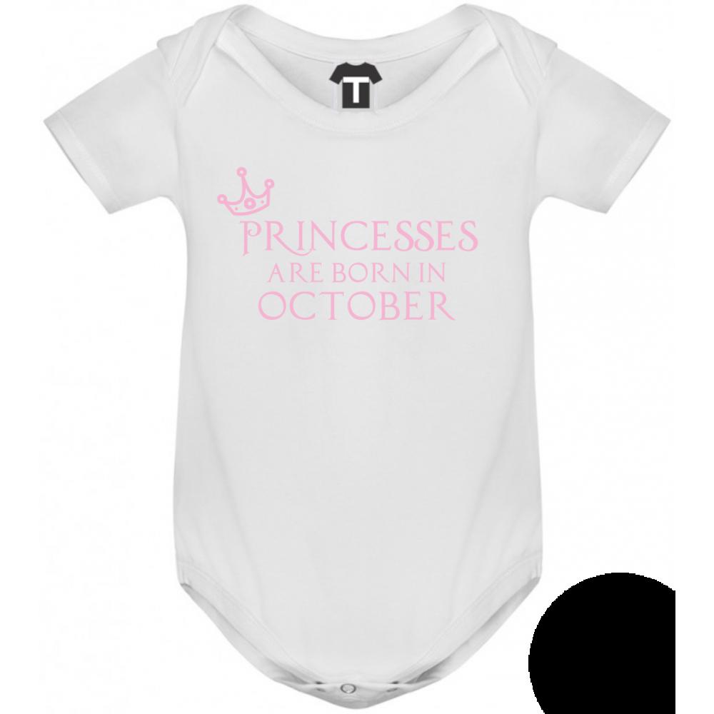 Body bebelusi Princesses Are Born In Octomber