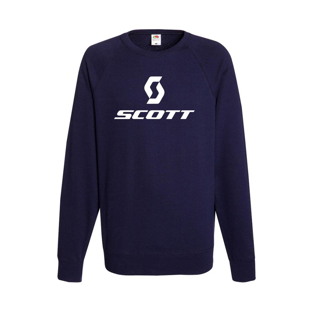 Bluza de barbati albastru inchis Scott