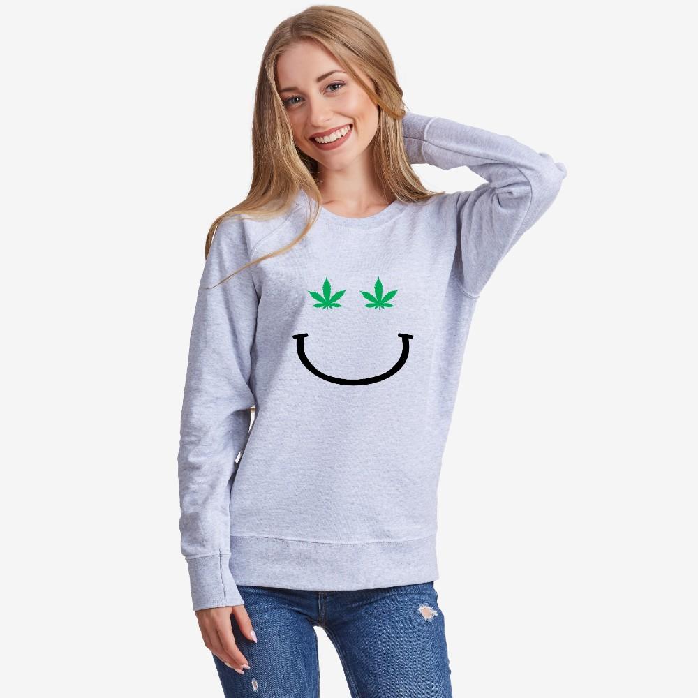 Bluza de dama Mary J Smile gri