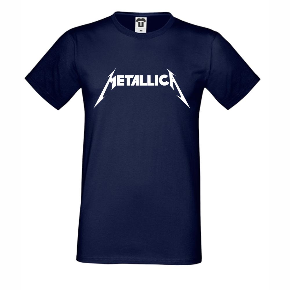 Tricou de barbat Metallica