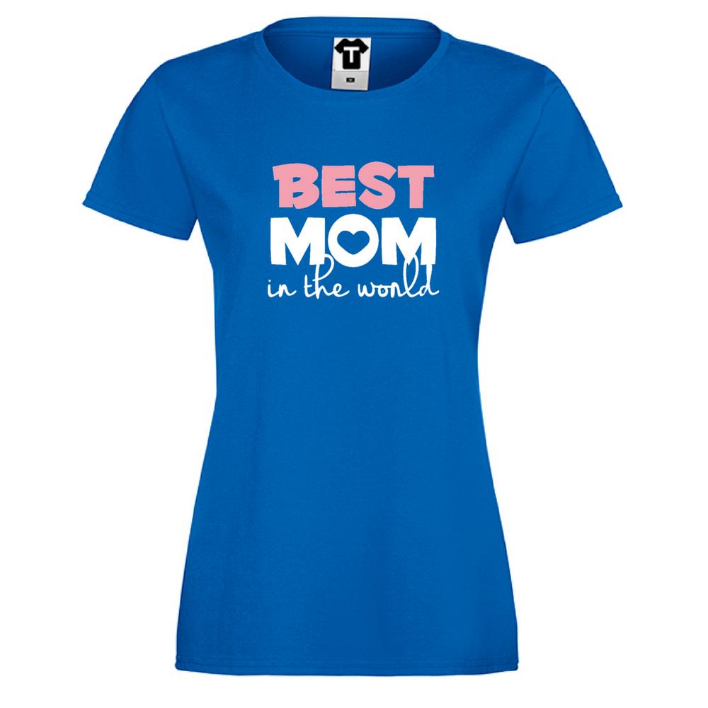 Tricou de dama Best Mom
