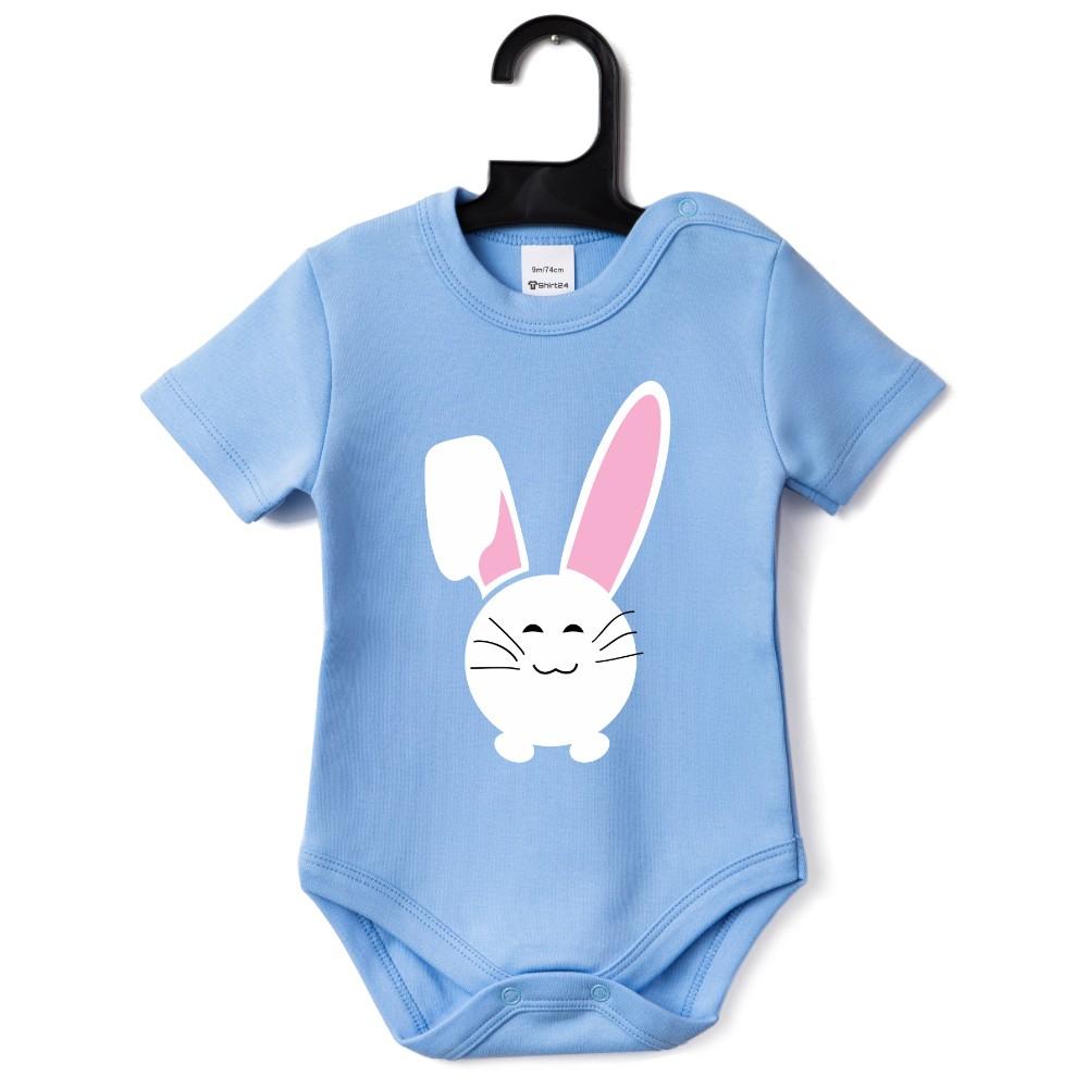 Body bebelusi in culori diferite Bunny Smile