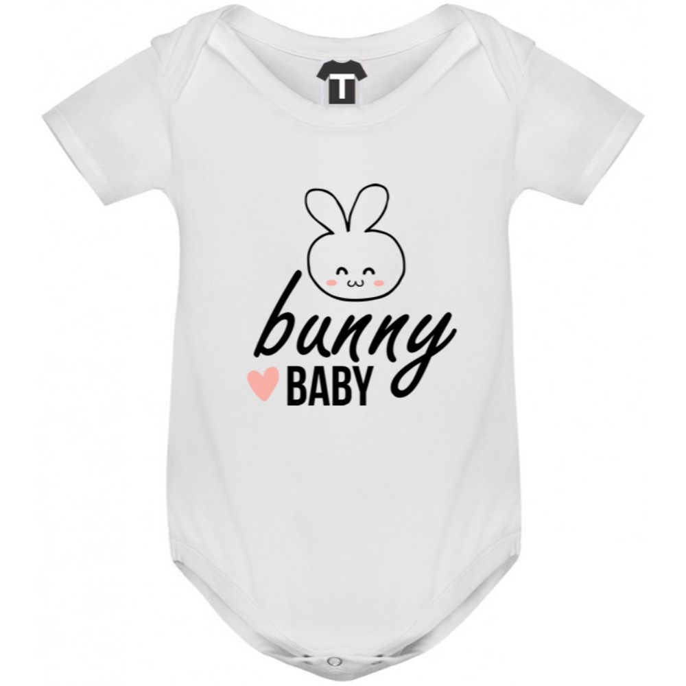 Body bebelusi in culori diferite Bunny Baby