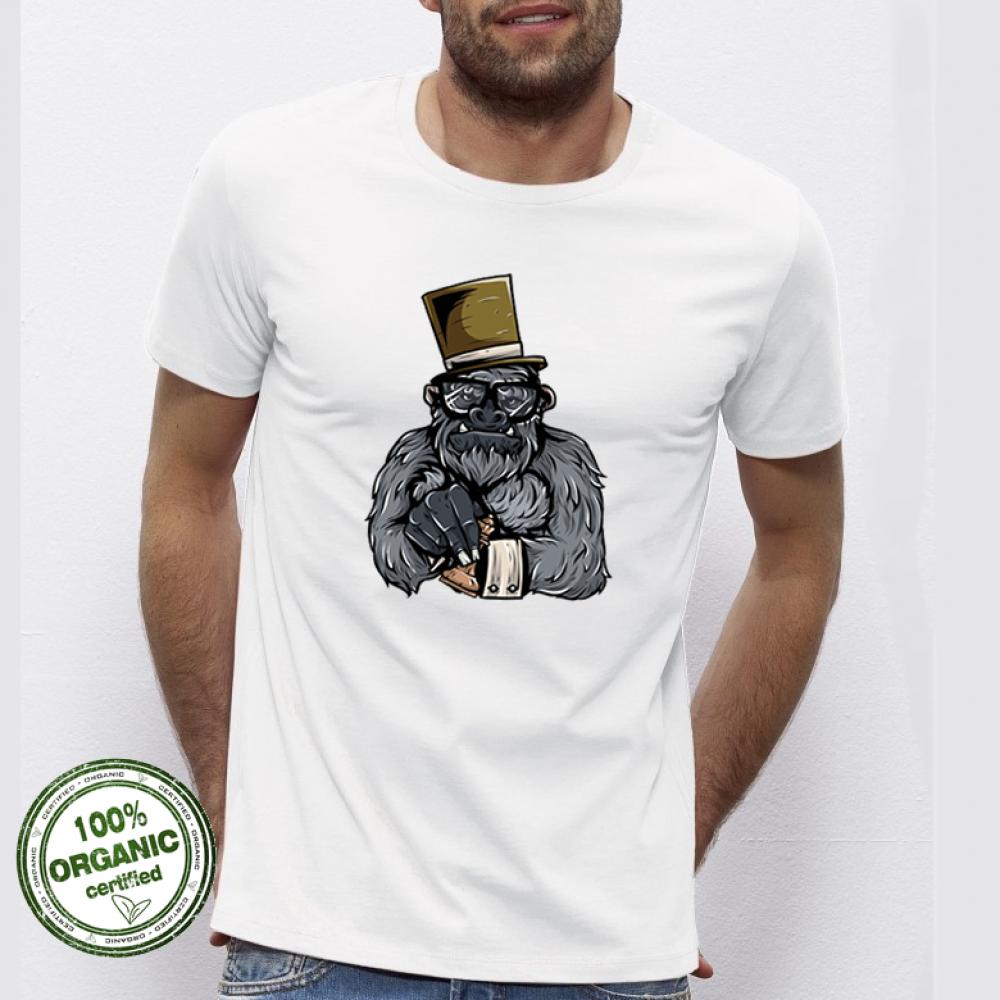 Tricou de barbat Monkey