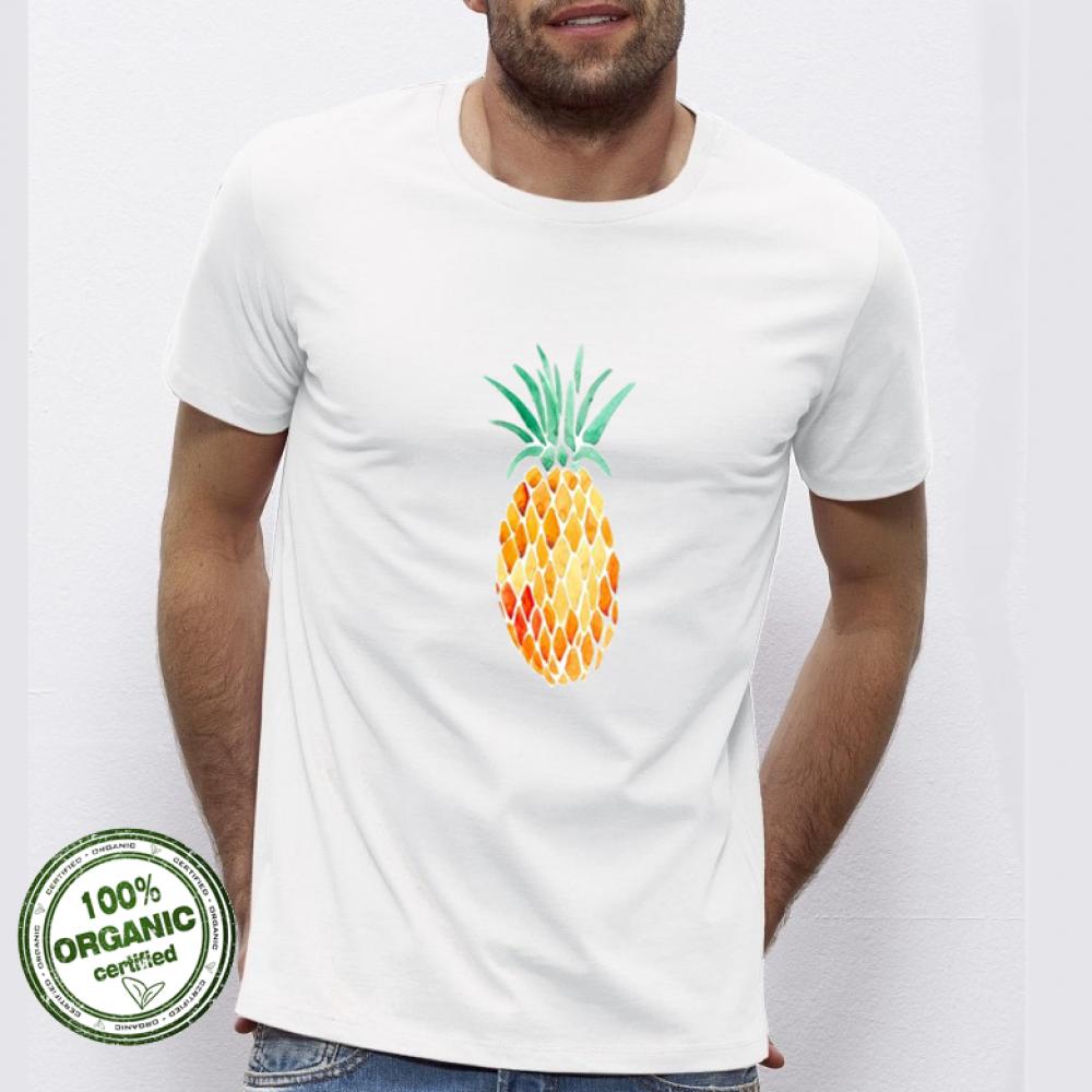 Tricou de barbat Pineapple