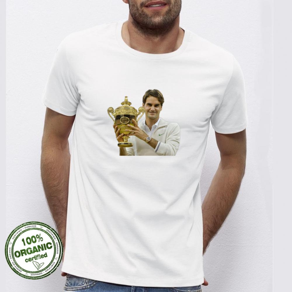 Tricou de barbat Roger Federer