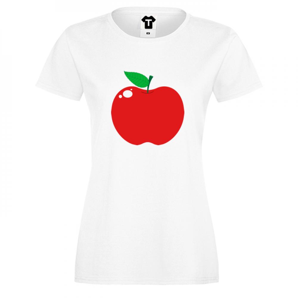 Tricou de dama Red Apple
