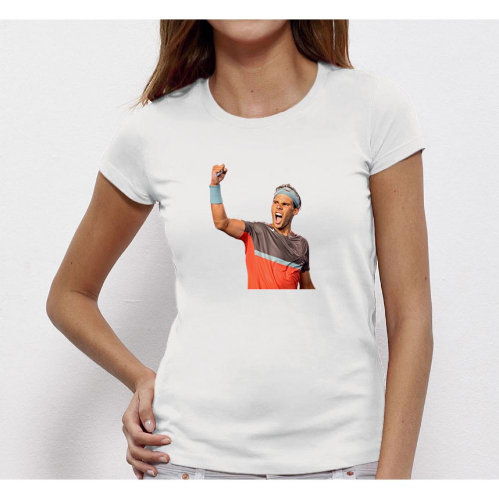 Tricou de dama Rafa Nadal