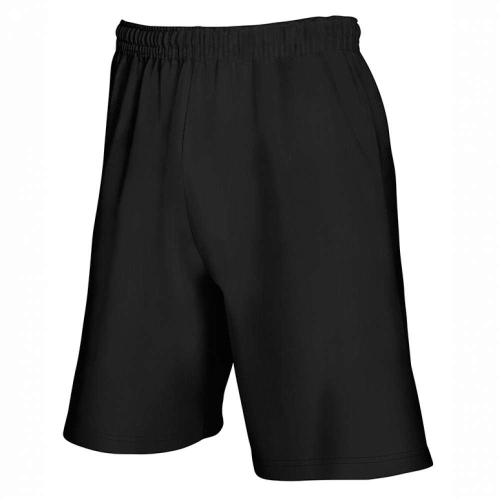 Pantaloni scurti negru